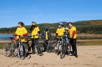 Plateau Cycling Activities
